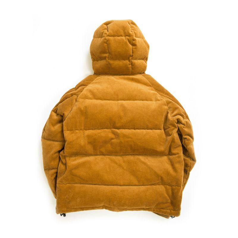 画像2: HEXAGONAL DOWN JACKET CAMEL