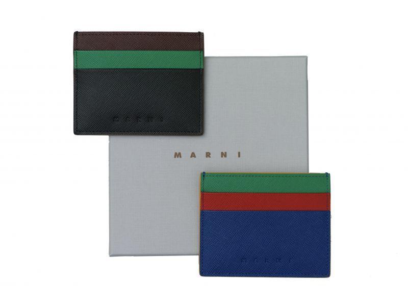 画像1: M A R N I CARD CASE (1)