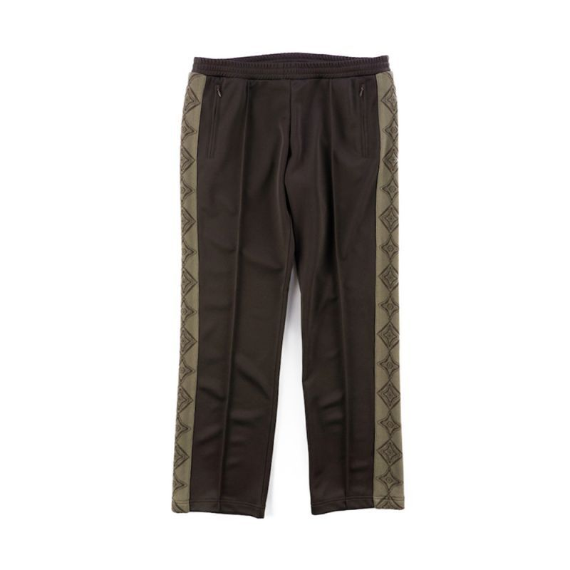 画像1: THE SOURCE TRACK PANTS BROWN (1)