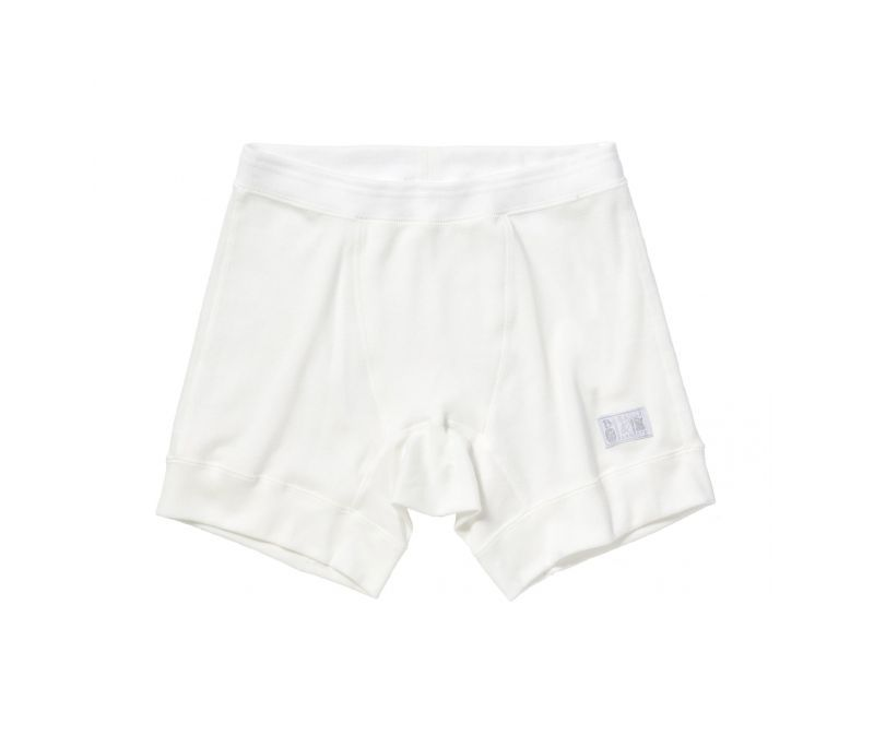 画像1: Soothing Boxer Brief WHITE (1)