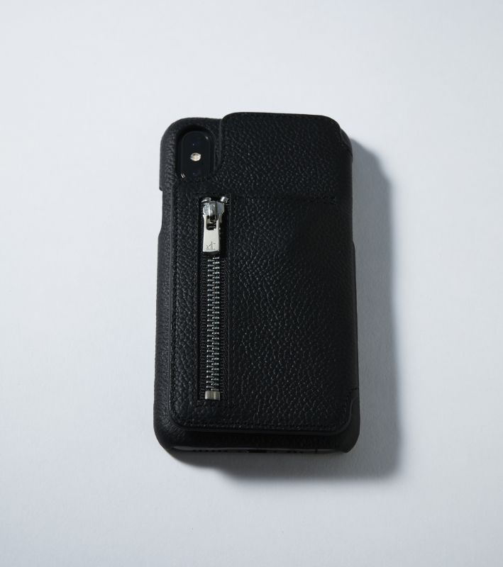 画像1: BIRTH Demiurvo i-PHONE CASE BLACK (1)