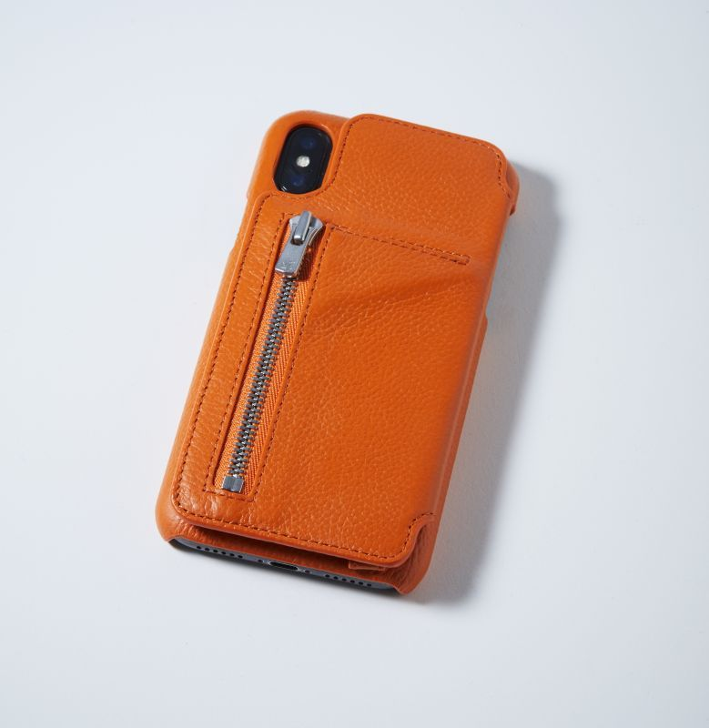 画像1: BIRTH Demiurvo i-PHONE CASE ORANGE (1)