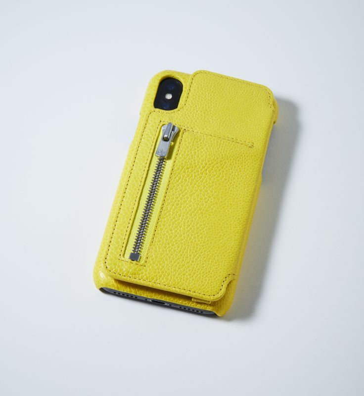 画像1: BIRTH Demiurvo i-PHONE CASE YELLOW (1)