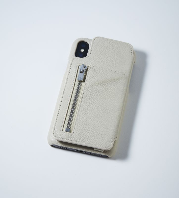 画像1: BIRTH Demiurvo i-PHONE CASE BEIGE (1)