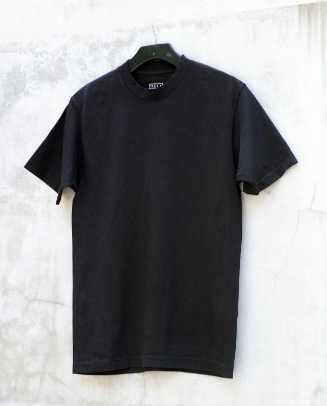 画像1:  RAVENIK-USA made-T-SHIRTS BLACK (1)