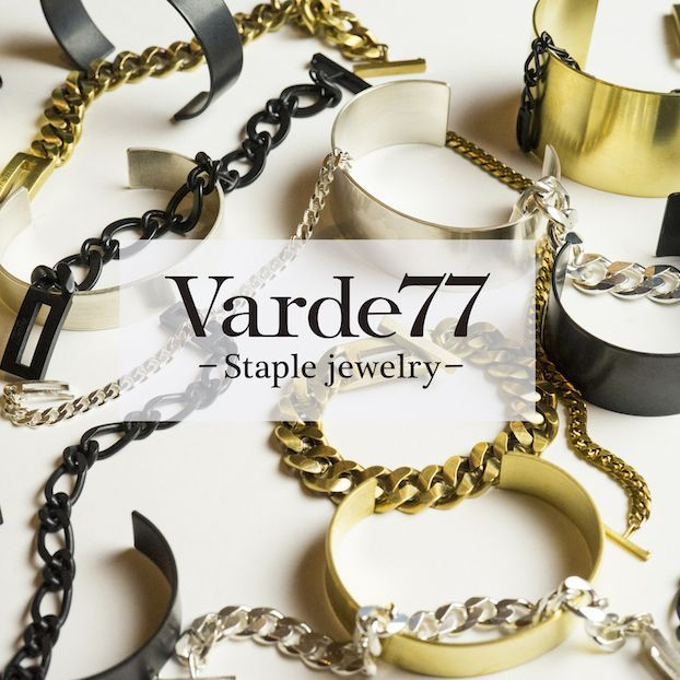 画像1: VARDE77 staple jewelry collection (1)
