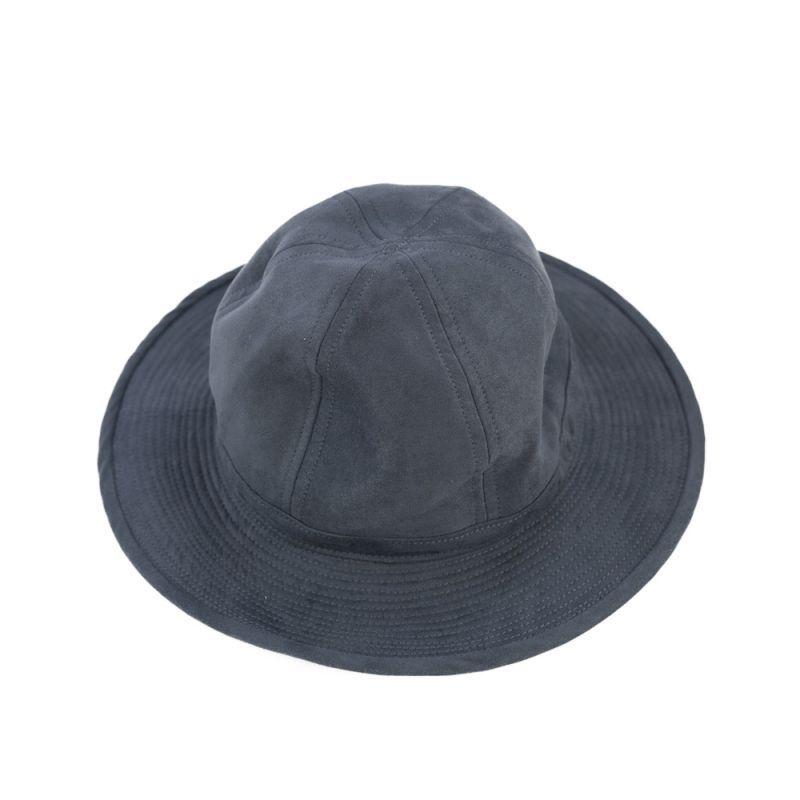 画像1: VARDE77 POLYNUBUCK JAGGED HAT (1)