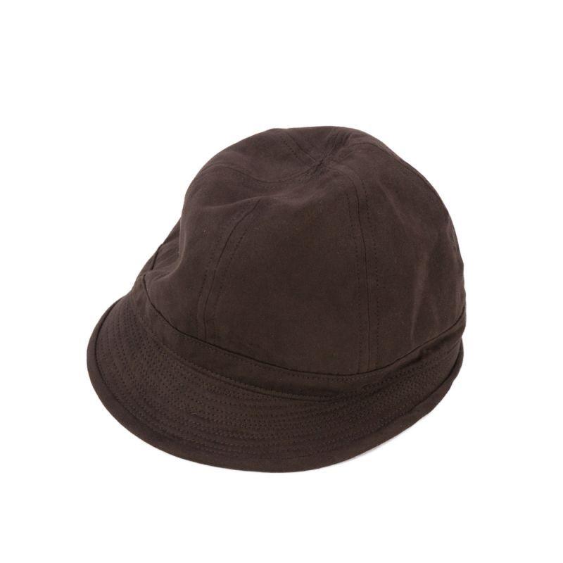 画像1: VARDE77 POLYNUBUCK JAGGED CAP (1)