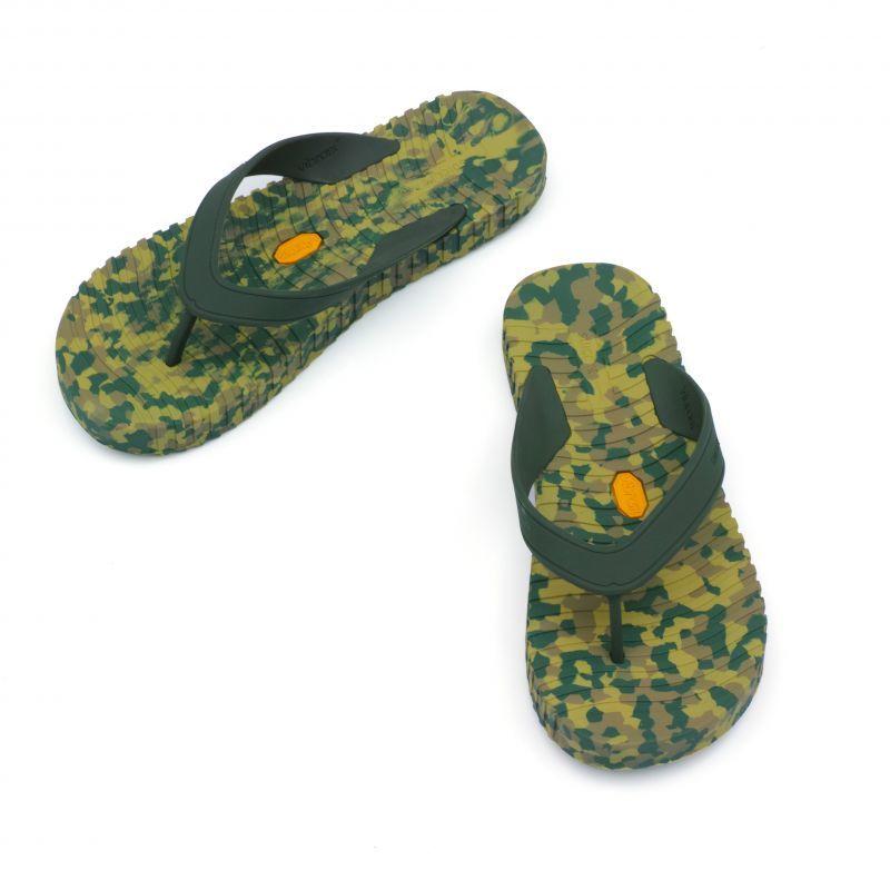 画像1: ts(s)*SUICOKE Mixed Color Sandals PISTACHIO (1)