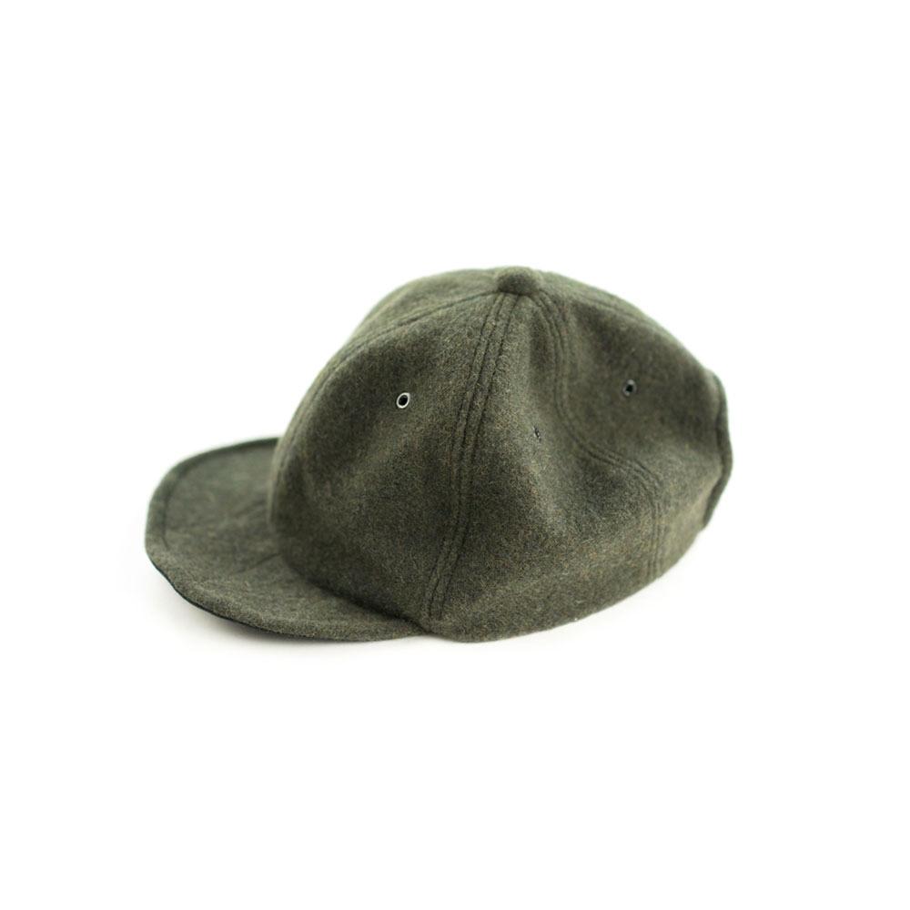画像1: WOOL WORK CAP  (1)
