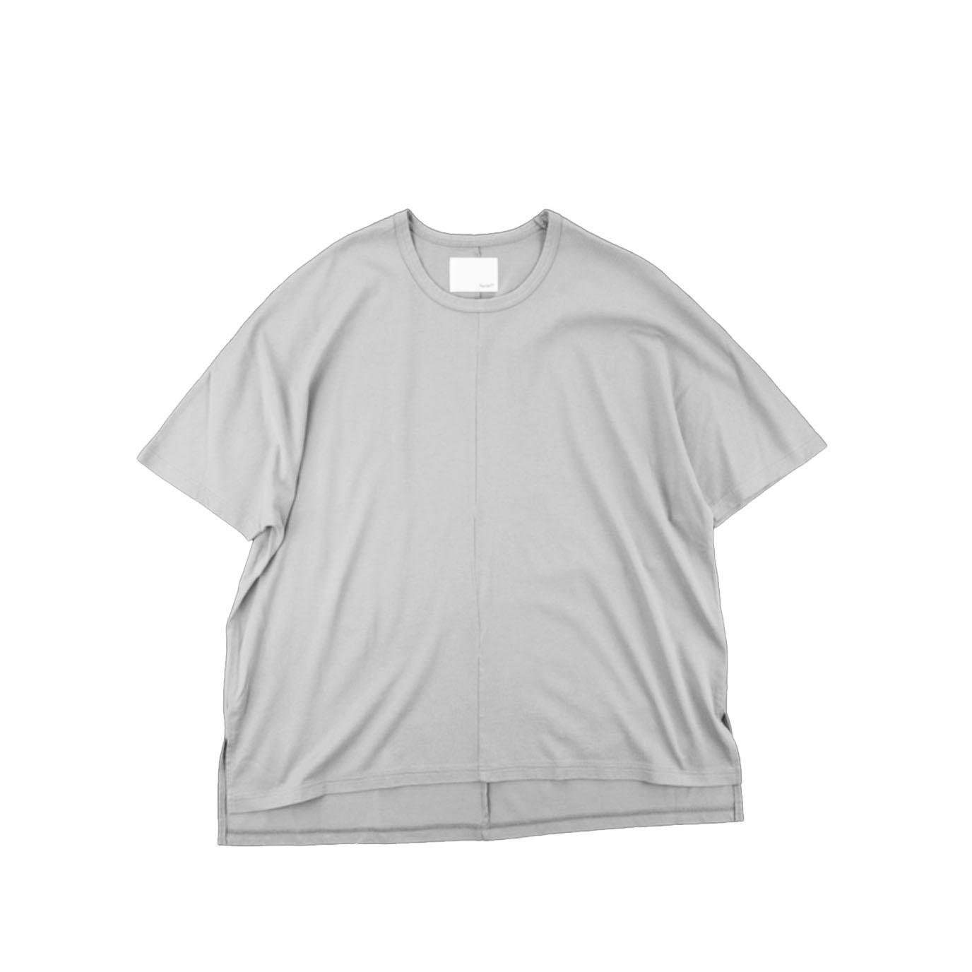 画像1: CENTERLINE T-SHIRTS ASH GRAY (1)