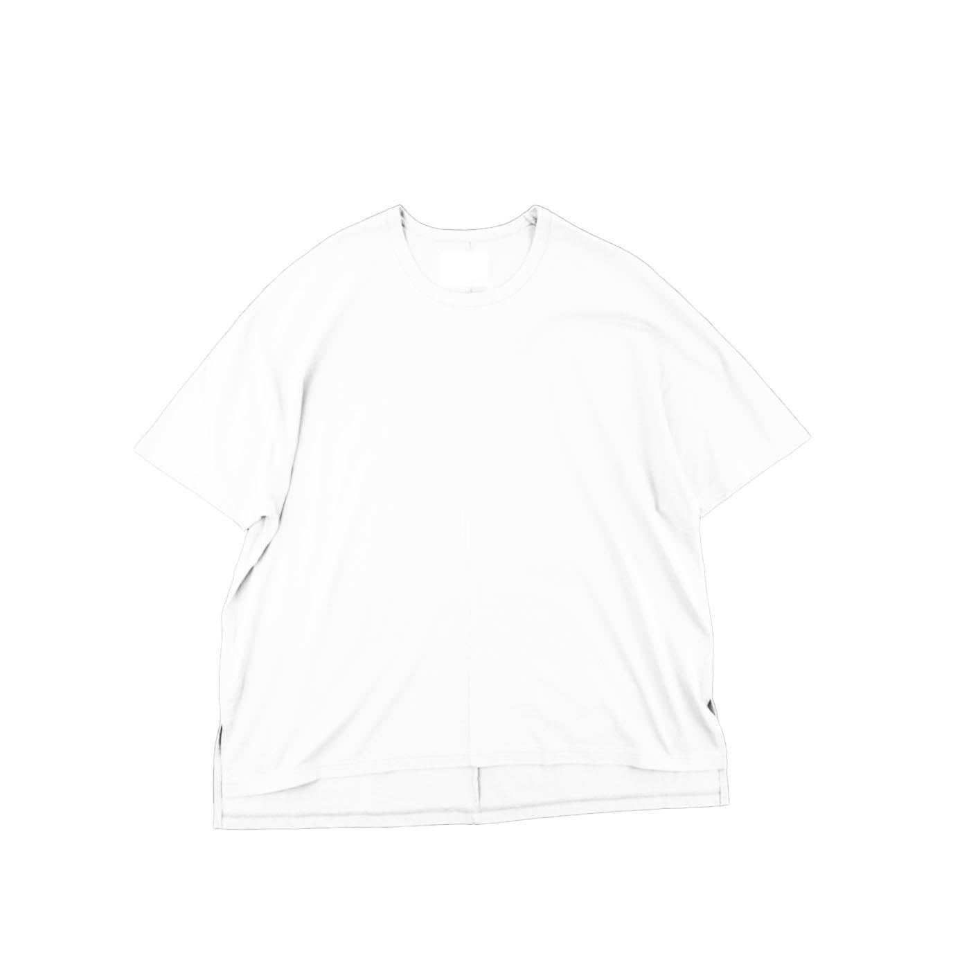 画像1: CENTERLINE T-SHIRTS WHITE (1)