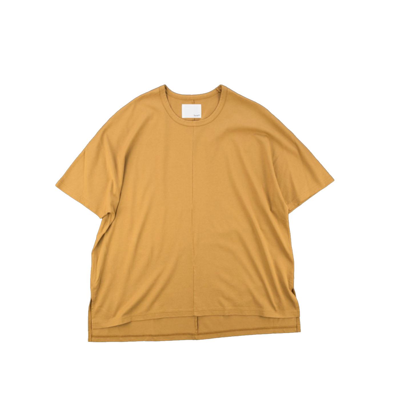 画像1: CENTERLINE T-SHIRTS LIGHT BROWN  (1)